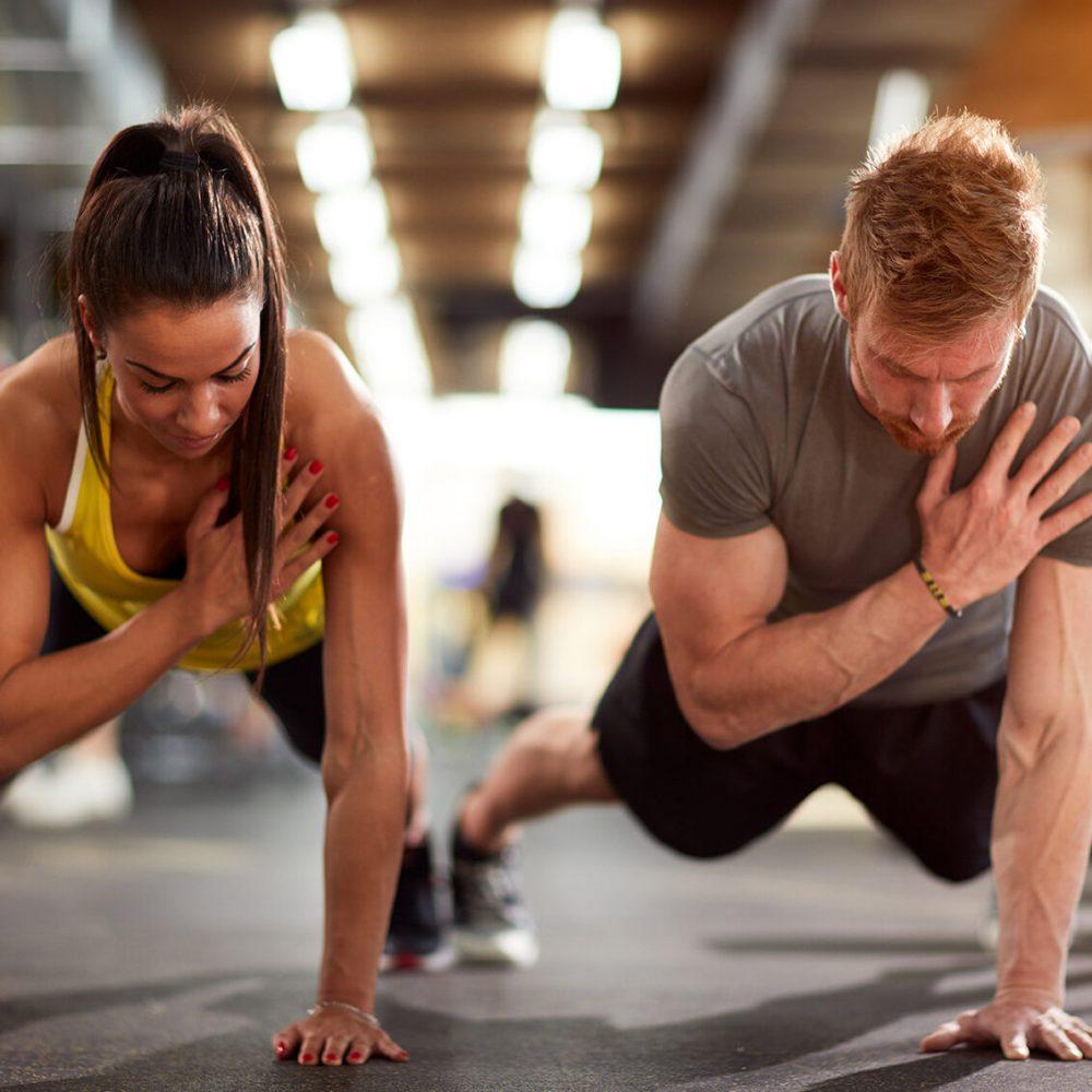 Supplement-Fitness